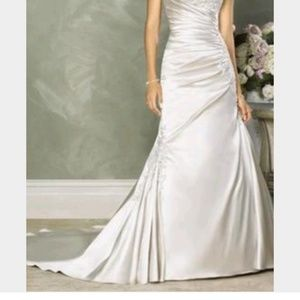 Maggie Sottero Dresses Italian Designer Wedding Dress Poshmark